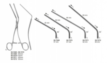 Atraumata Aorta Clamps, Patent-Ductus Clamps, Coarctation Clamps Pediatric Types